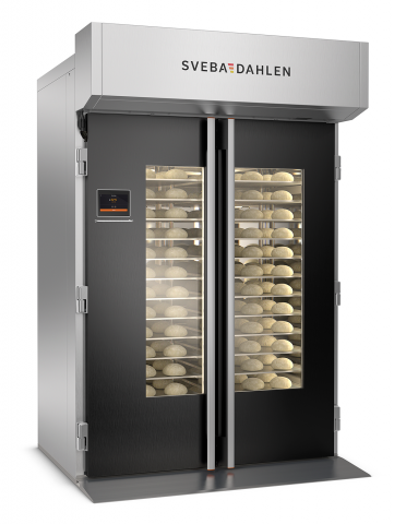 Proofer, Retarder, Freezer Cabinet F-Series F500 Black Sveba Dahlen Bakery Supermarket Dough Prover