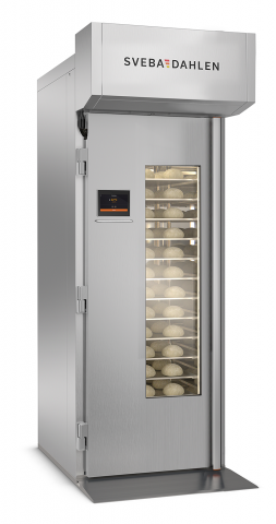 Proofer, Retarder, Freezer Cabinet F-Series F500 stainless steel Sveba Dahlen Bakery Supermarket Dough Prover one door