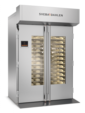 Proofer, Retarder, Freezer Cabinet F-Series F500 Stainless Steel Sveba Dahlen Bakery Supermarket Dough Prover