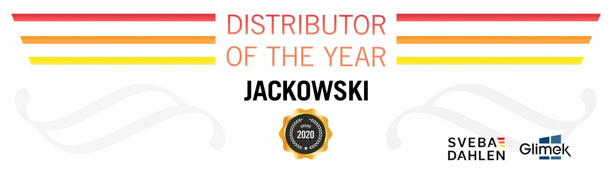Sveba Dahlen Distributor of the year jackowski poland bakery equipment ovens bakery machines