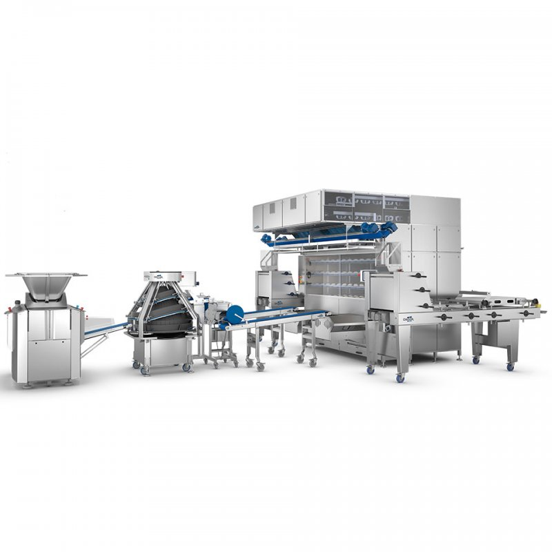 Industrial Bread Line 450